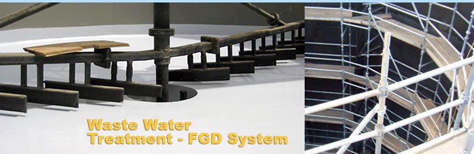 Waste Water Tretment - FGD System